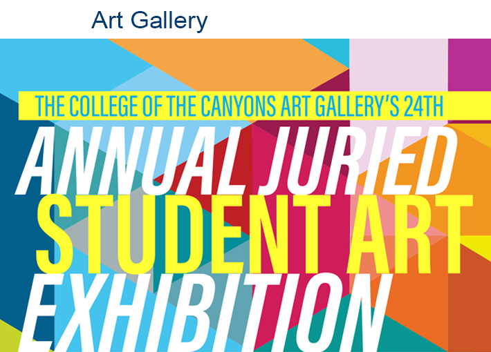 24th Annual Juried Student Art Exhibition