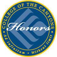 College of the Canyons Honors Badge