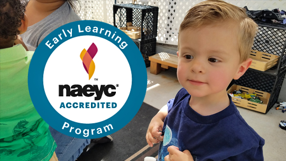 NAEYC - Early Learning Program. photo © Robin Spurs
