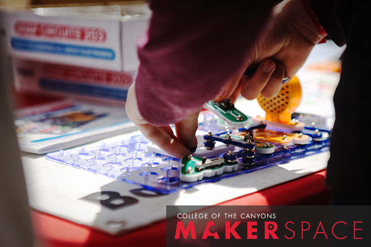 College of the Canyons MakerSpace
