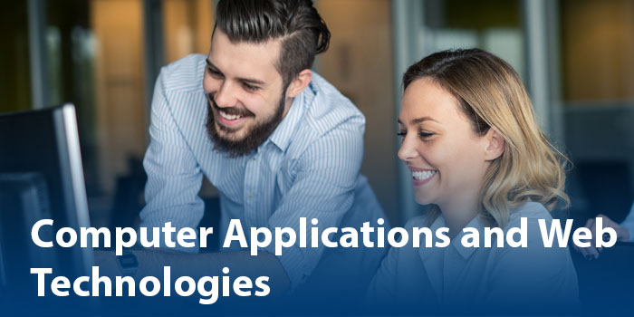 Computer Applications and Web Technologies