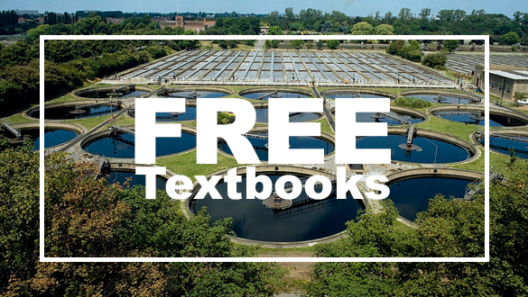 FREE TEXTBOOKS - The water program supports the use of Open Educational Resources (OER).