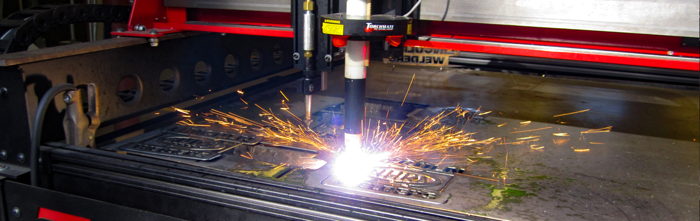 Laser Cutting. photo © Robin Spurs