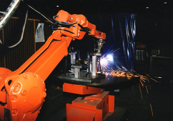 Robotic Gas Metal Arc Welding (Robotic GMAW)
