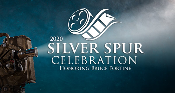Silver Spur Celebration honoring Bruce Fortine