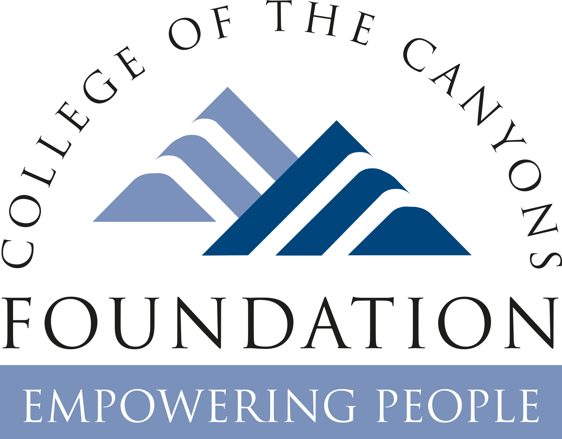 College of the Canyons Foundation logo