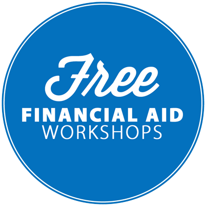 Free Financial Aid Workshops icon