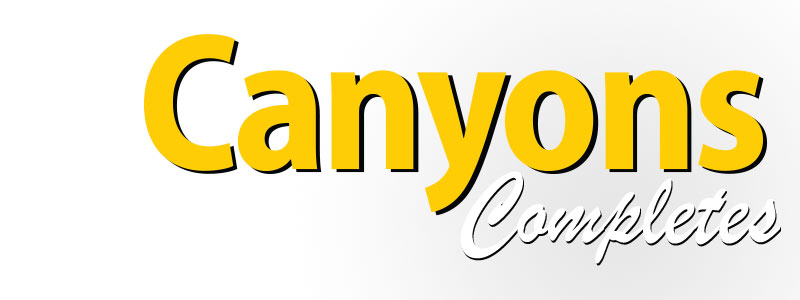 Canyons Completes Logo
