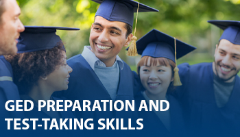 ged preparation and test taking skills