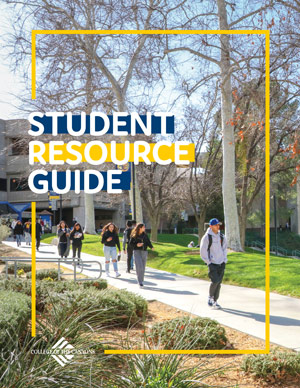 Student Resource Guide cover