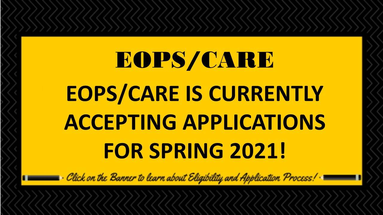 Speing 2021 Applications Open