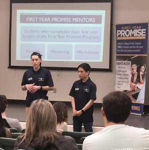 First-Year Promise Information Sessions